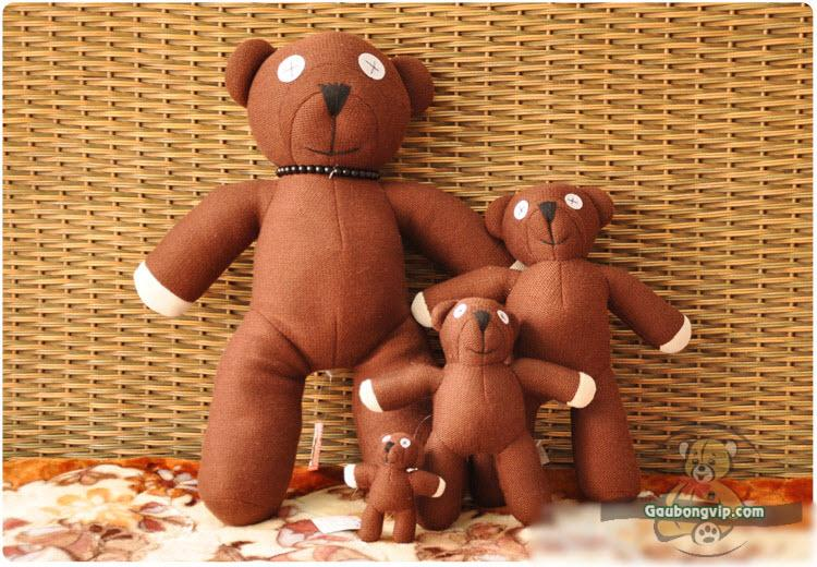 Gấu bông teddy mr bean