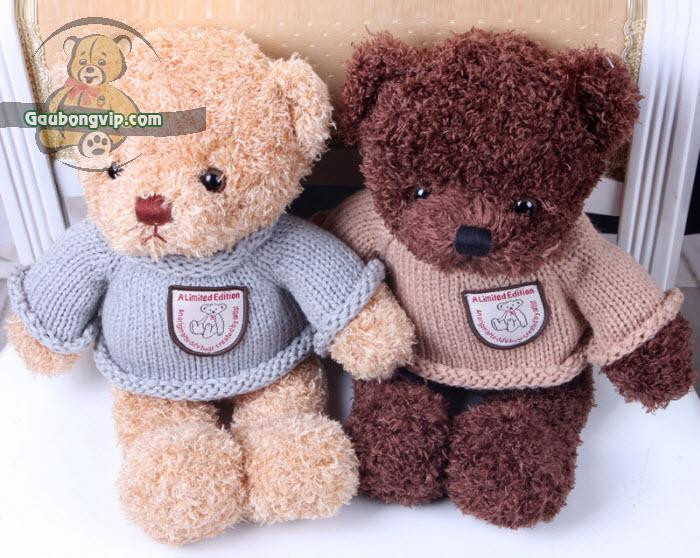 Gấu Teddy Head & Tales